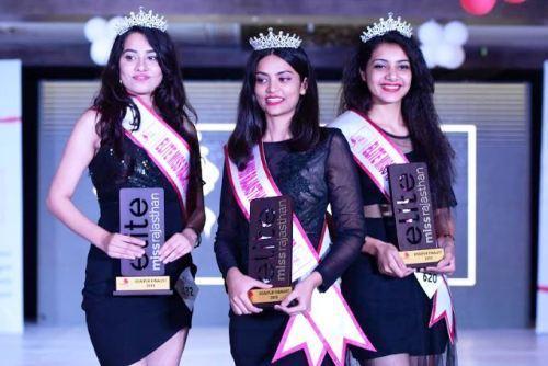 आराध्या राव, दीया मेहता और भावना जैन को मिली एलीट मिस राजस्थान 2019 के टॉप 25 में एंट्री