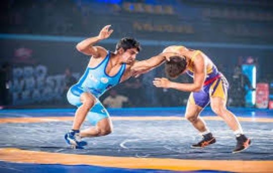 ग्रीको रोमन पहलवानों ने जीते सात पदक