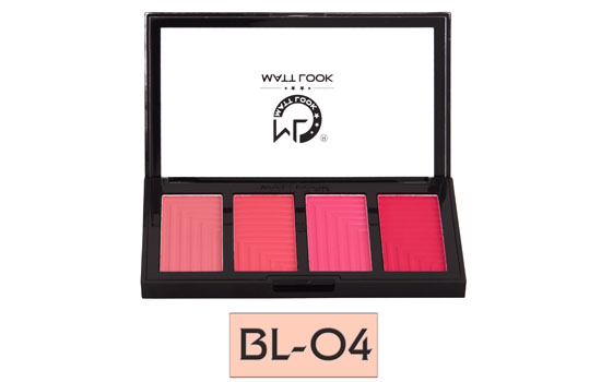 Mattlook newly launched beauty blush palette is hard to resist