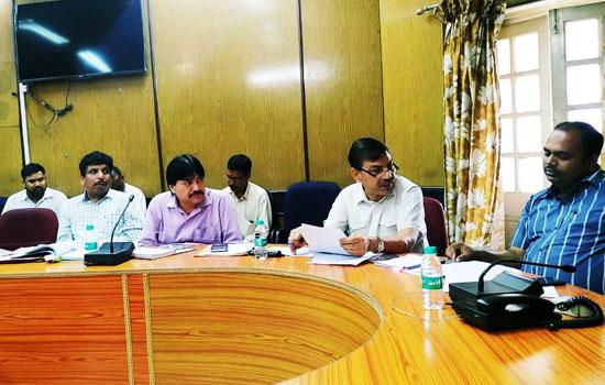 जिला पर्यावरण समिति की बैठक संपन्न