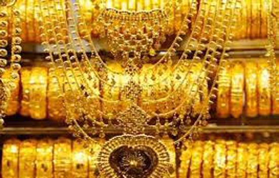 सोना 400 रपए लुढ़का