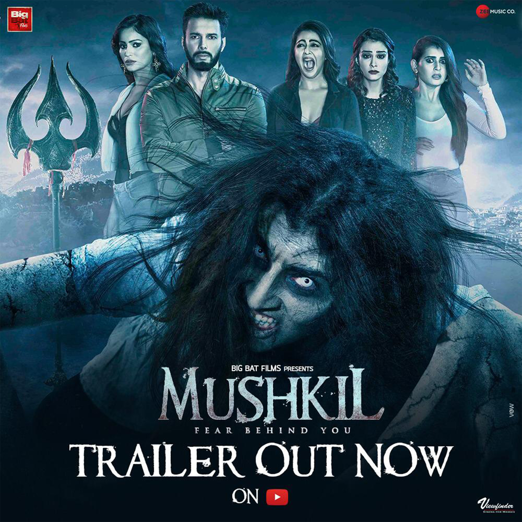 Mushkil, Fear Behind You First Look Trailer Out!