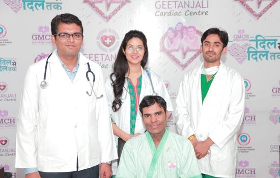'जीभ के कैंसर का ब्रेकीथेरेपी द्वारा सफल इलाज'