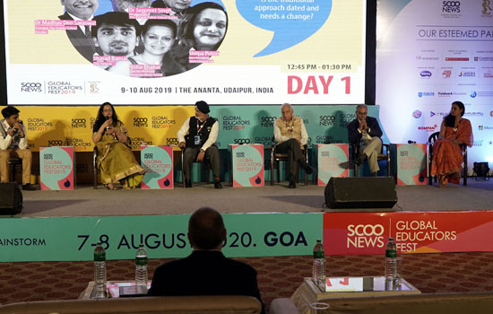 Inaugral  session  of Global Educators Fest 2019 held
