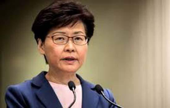 हांगकांग हिंसा से पतन के रास्ते पर जाएगा