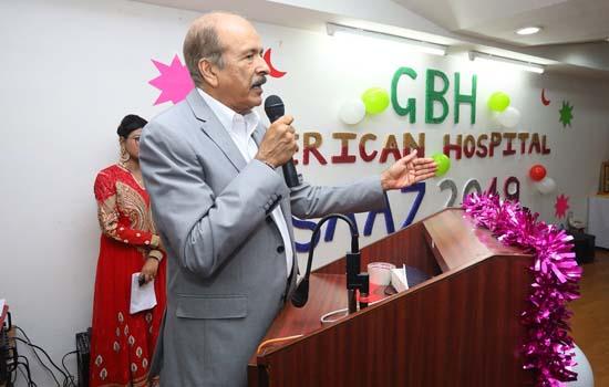 जीता १२ लाख लोगों का विश्वास जीबीएच ने  ः डॉ. कीर्ति जैन