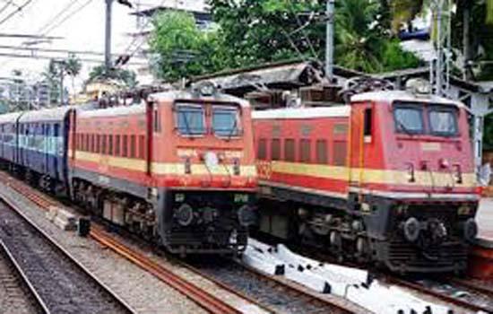 जयपुर स्टेशन पर यार्ड रिमॉडलिंग कार्य के कारण रेल यातायात प्रभावित