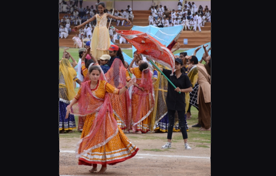 नृत्यों एवम देशभक्ति गीतों से लुभायेगा कोटा का स्वाधीनता दिवस समारोह