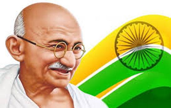 महात्मा गांधी ग्रामोत्थान शिविर आयोजन को लेकर बैठक