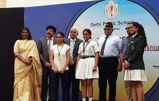 डीपीएस, उदयपुर का नेशनल शूटिंग चैम्पियनशिप में एक बार फिर स्वर्ण पदक