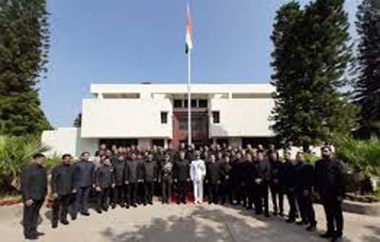 इस्लामाबाद में भारतीय उच्चायोग ने तिरंगा फहराया