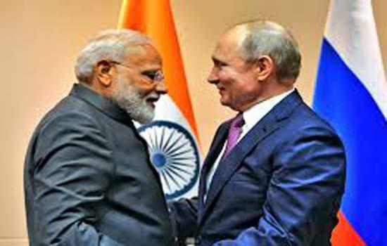 स्वतंत्रता दिवस की बधाई दी पुतिन ने