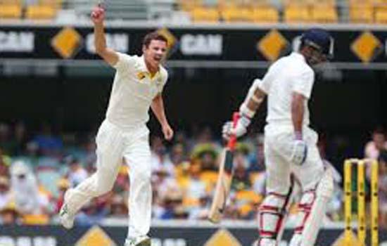 इंग्लैंड को 258 रन पर समेटा आस्ट्रेलिया ने