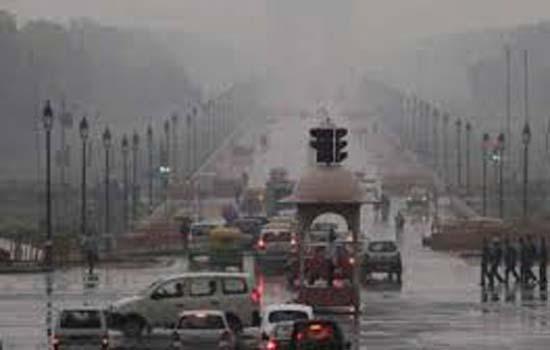 दिल्ली में भारी बारिश का लगाया पूर्वानुमान मौसम विभाग ने