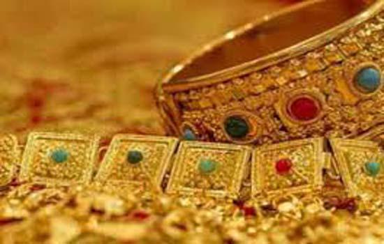 भारत में सोना40,000 के पार जाने के आसार