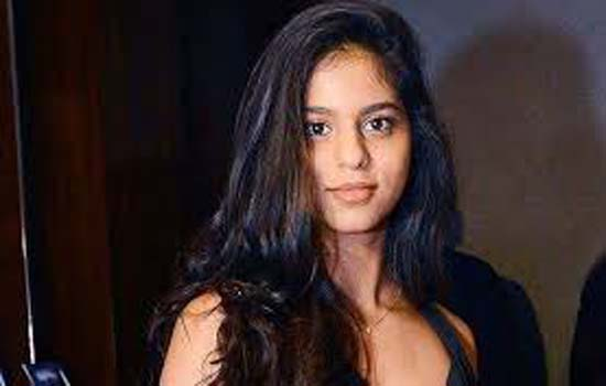 सुहाना खान डेब्यू की तैयारी में