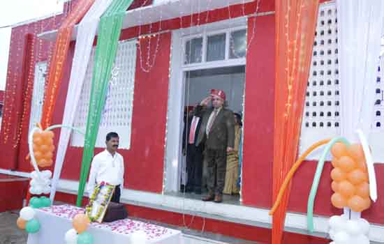 जम्मू कश्मीर के अलावा पीओके भी भारत का अभिन्न अंग.....जिला न्यायाधीश राजेन्द्र शर्मा