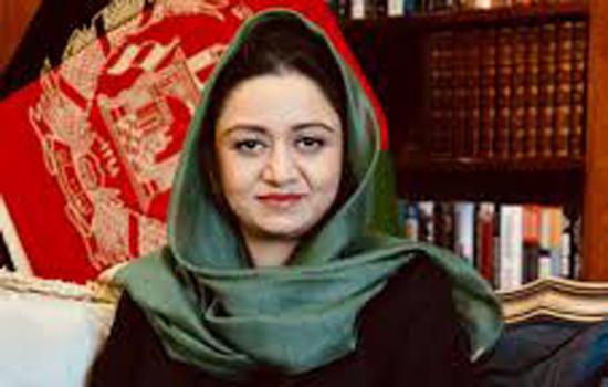 भड़की अफगान राजदूत