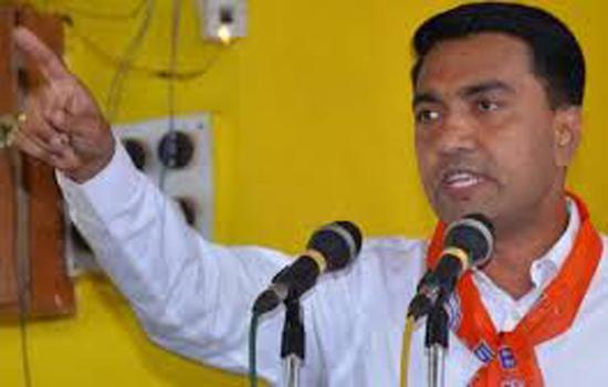 अगले 25 वर्षों तक शासन करेगी मोदी सरकार- प्रमोद सावंत