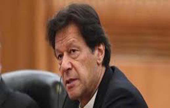 कश्मीर कोर ग्रुप की बैठक की अध्यक्षता की इमरान खान ने