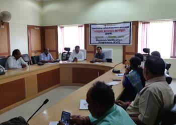 भारत निर्वाचन आयोग द्वारा मतदाता सूचियों का संक्षिप्त पुनरीक्षण