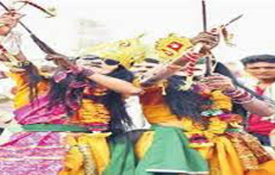 शहर के प्रमुख पर्यटन स्थलों पर होगा गवरी का मंचन