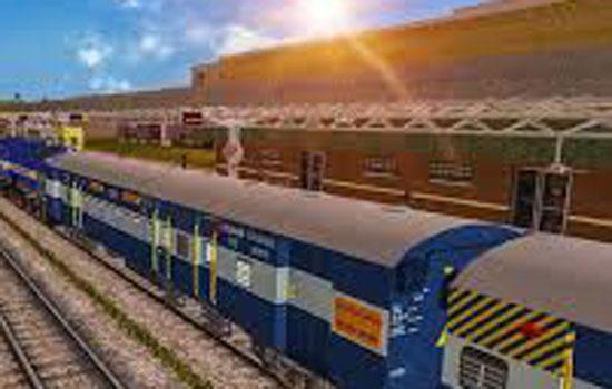 यार्ड रिमॉडलिंग व इंटरलॉकिंग कार्य के कारण रेल यातायात प्रभावित