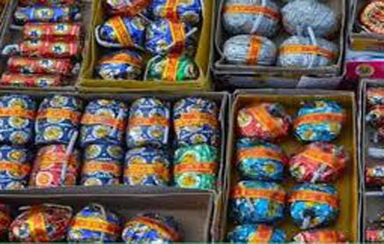इस बार भी कुशलबाग मैदान में लगेंगी पटाखों की दुकानें