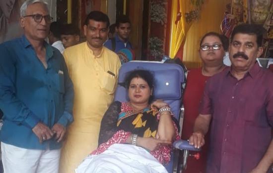 गणपति महोत्सव में 86 यूनिट रक्त का हुआ दान