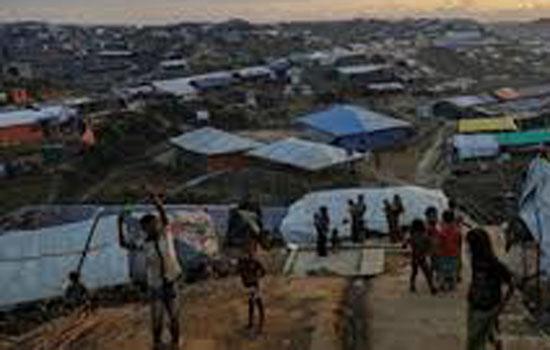 रोहिंज्या शरणार्थी शिविरों में दूरसंचार सेवा बंद करने के आदेश
