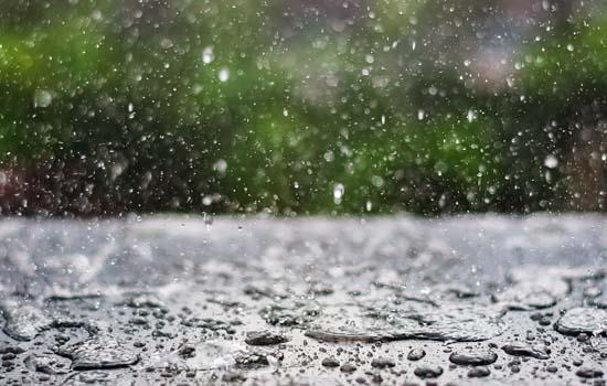 बांसवाड़ा में वर्षा का दौर जारी