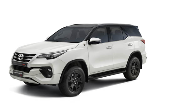 Toyota Fortuner celebrates a Decade of Undisputed Leadership, launches the Stunning New Fortuner TRD 'Celebratory Edition'