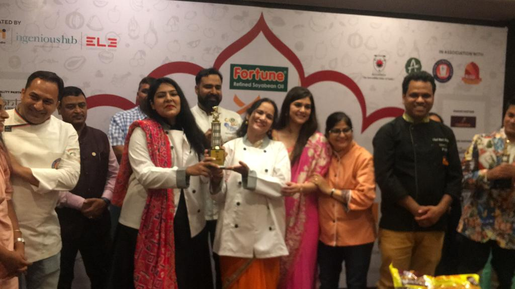 उदयपुर कि अछवानी बनी राजस्थान मास्टर शेफ