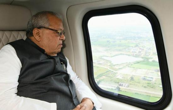 राज्यपाल श्री कलराज मिश्र ने दी 50 लाख रूपये की सहायता राशि