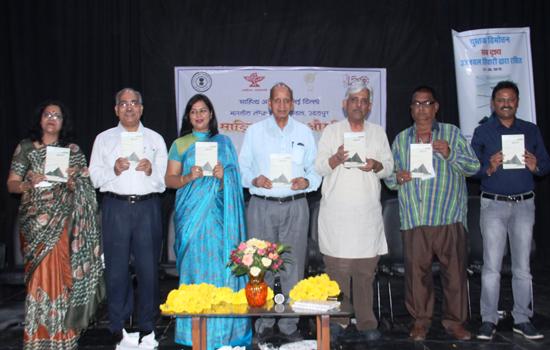 भारतीय लोक कला मण्डल में लोक साहित्यः परंपरा और विकास विषयक संगोष्ठी का शुभारम्भ