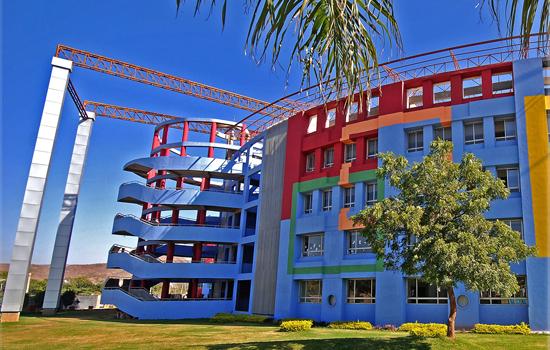डीपीएस उदयपुर देश के उच्च दस विद्यालयों में शामिल