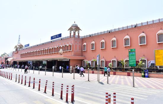 स्वच्छता सर्वे में उत्तर पश्चिम रेलवे ने फिर फहराया परचम