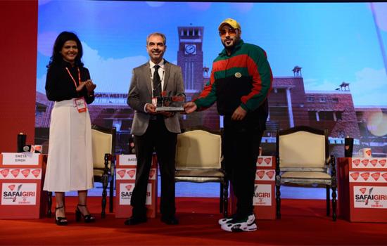 """जोधपुर रेलवे स्टेशन को """"""""SPHAAEसफाईगिरी"""" में सबसे स्वच्छ रेलवे स्टेशन का प्रथम पुरस्कार"""