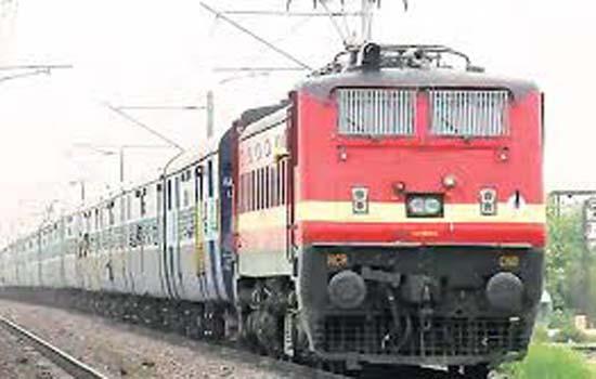जयपुर-बान्द्रा टर्मिनस-जयपुर स्पेशल रेलसेवा मंदसौर स्टेशन पर करेगी ठहराव