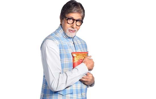 Bikaji introduces Amitabh Bachchan as brand ambassador