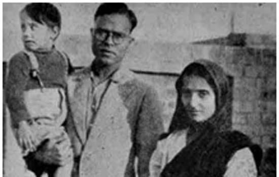 """""""क्रान्तिकारी देशभक्त बलिदानी महिला दुर्गावती देवी (दुर्गा भाभी)"""""""