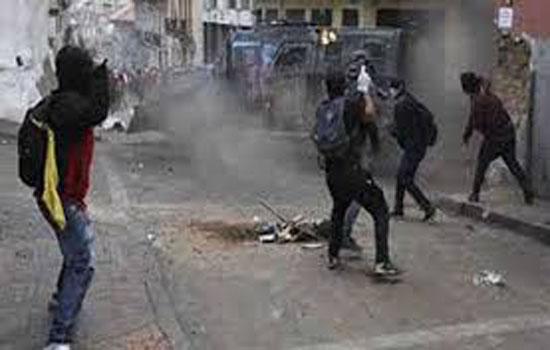 450 लोग इक्वाडोर में प्रदर्शन में घायल