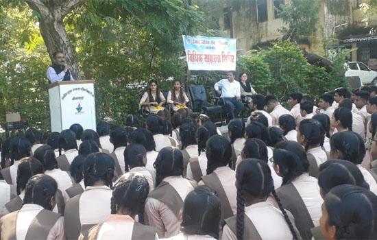 बालिका दिवस पर विधिक जागरूकता कार्यक्रम का आयोजन