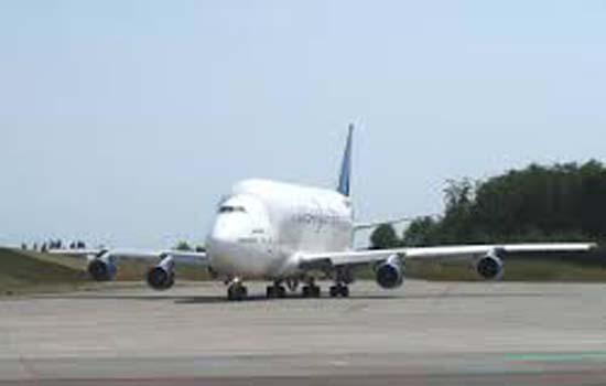 कांगो में आठ लोगों को लेकर मालवाहक विमान लापता