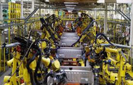 औद्योगिक उत्पादन अगस्त में 1.1% घटा