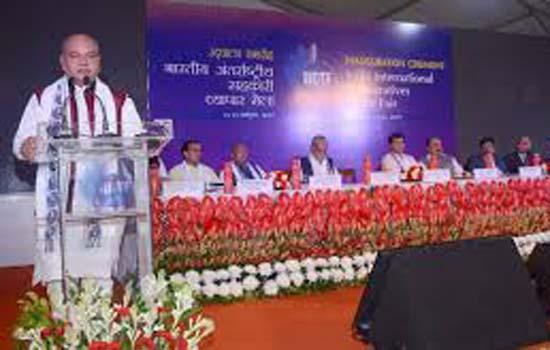 अंतर्राष्ट्रीय सहकारी व्यापार मेला आज से नई दिल्ली में शुरू