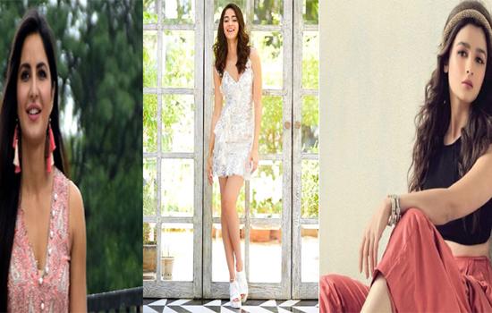 अनन्या पांडे कैटरीना और आलिया से प्रेरणा लेती है