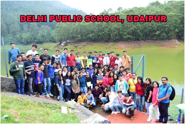 डीपीएस, उदयपुर के कक्षा ९ व १० के विद्यार्थियों ने किया  दक्षिण भारत का षैक्षिक भ्रमण