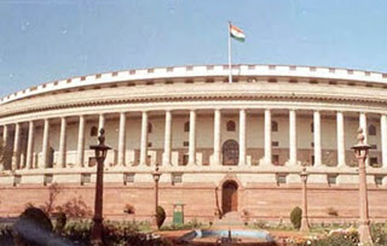 संसद का शीतकालीन सत्र 18 नवम्बर से 13 दिसम्बर तक चलेगा