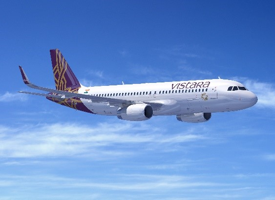 VISTARA INAUGURATES SERVICE TO JODHPUR AND UDAIPUR